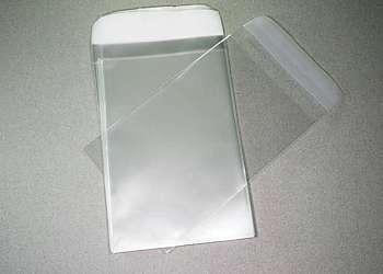 Envelopes plásticos