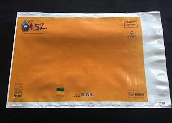 Envelope de máxima segurança ball zip eb