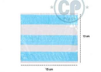 Envelope plástico awb transparente valor