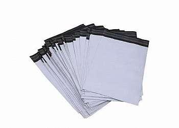 Envelopes plásticos para correio